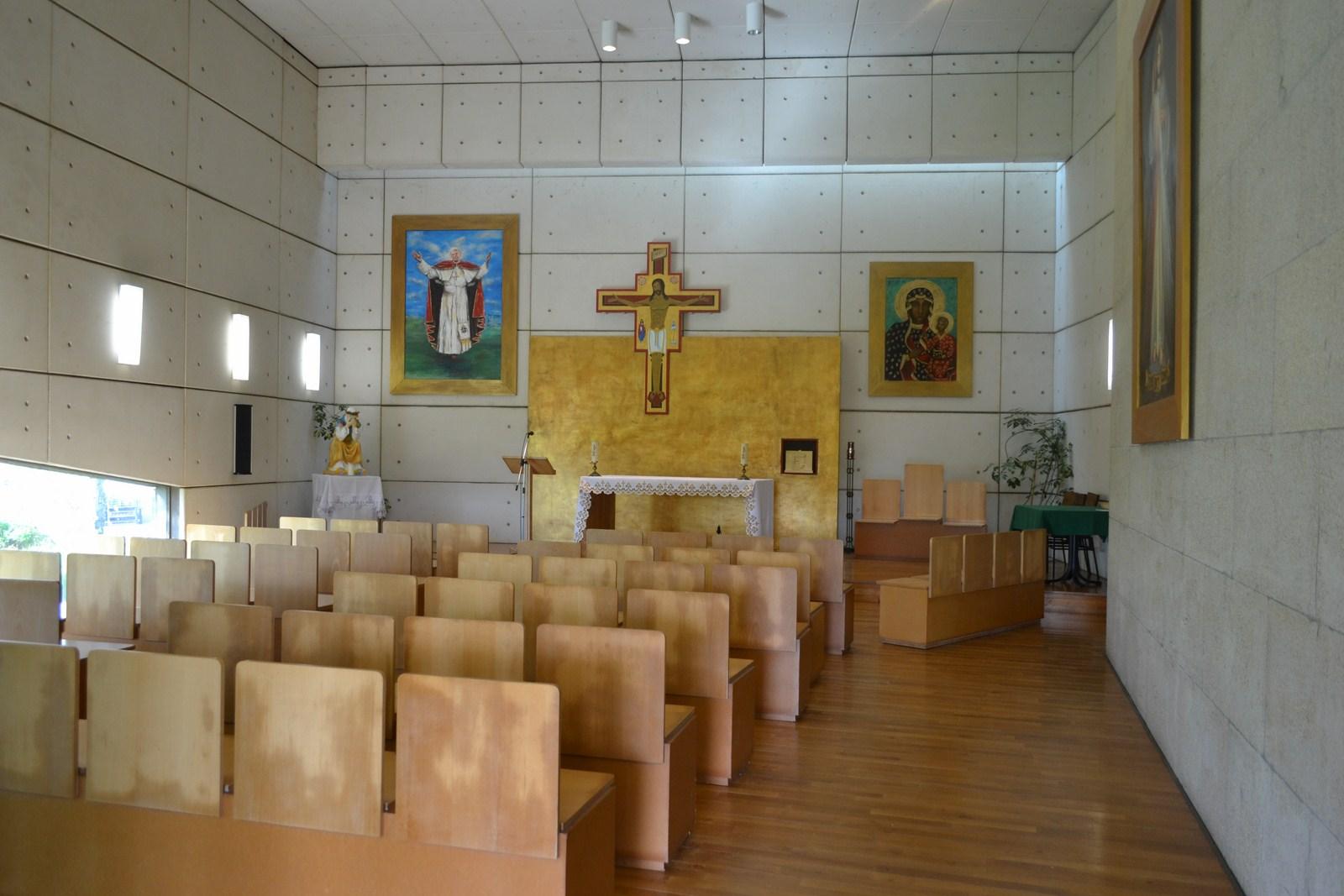 Monte do Gozo kaplica