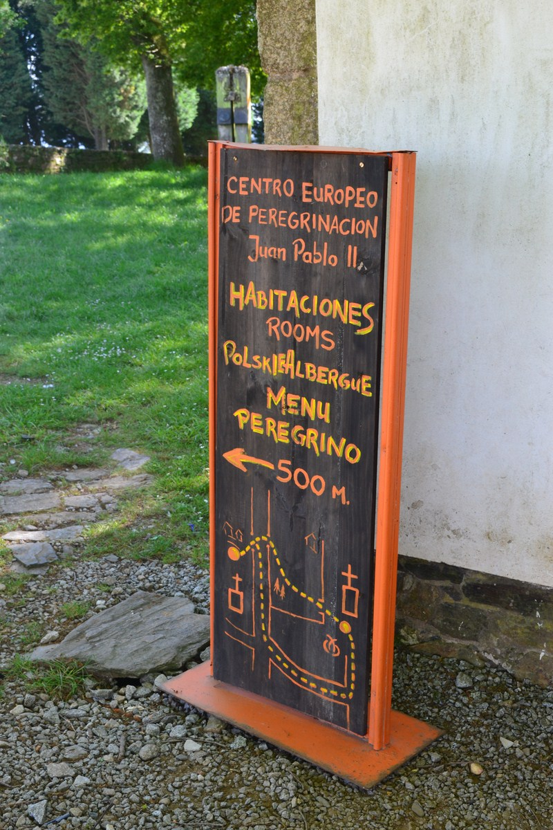 Monte do Gozo san marcos znak