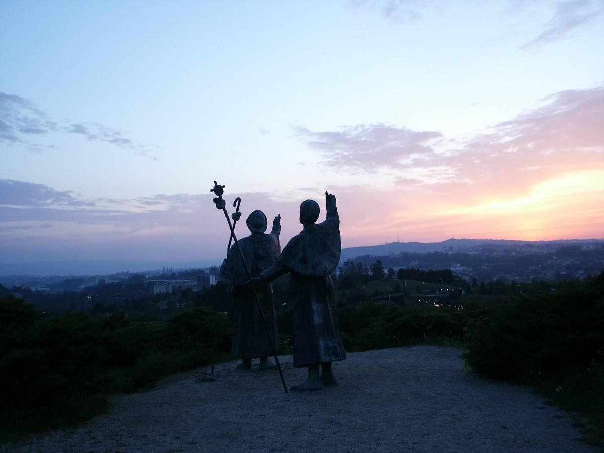 Monte do Gozo- wolontariat 2011-2