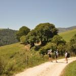 Patrycja Skupień zdjęcie Camino de Santiago