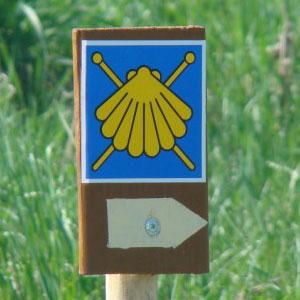 camino w polsce oznakowanie