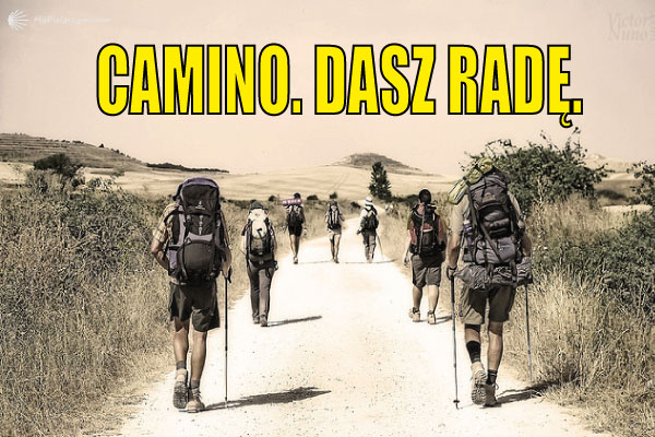 Sobota z Camino #6 (Czy dam radę?)