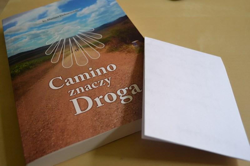 Camino znaczy droga ks dariusz doburzyński