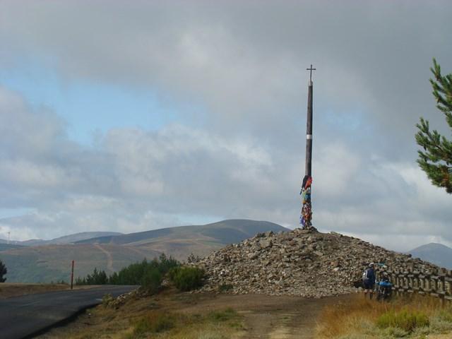 cruz de ferro camino