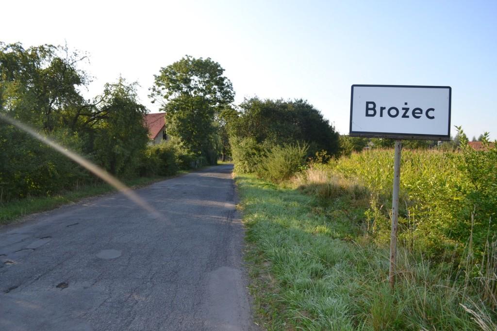 Brożec koło Strzelina