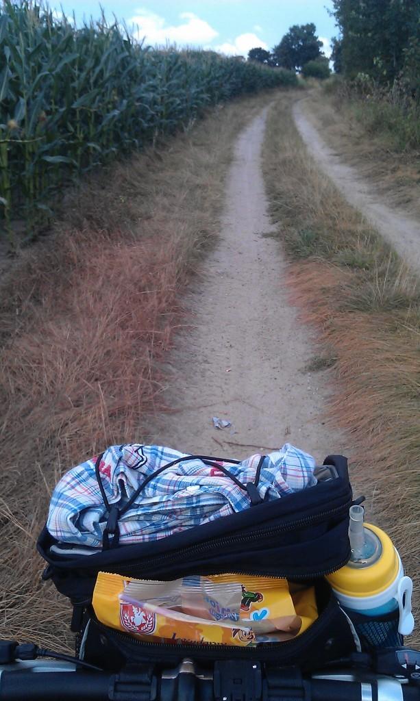 szlak ślężański rowerem
