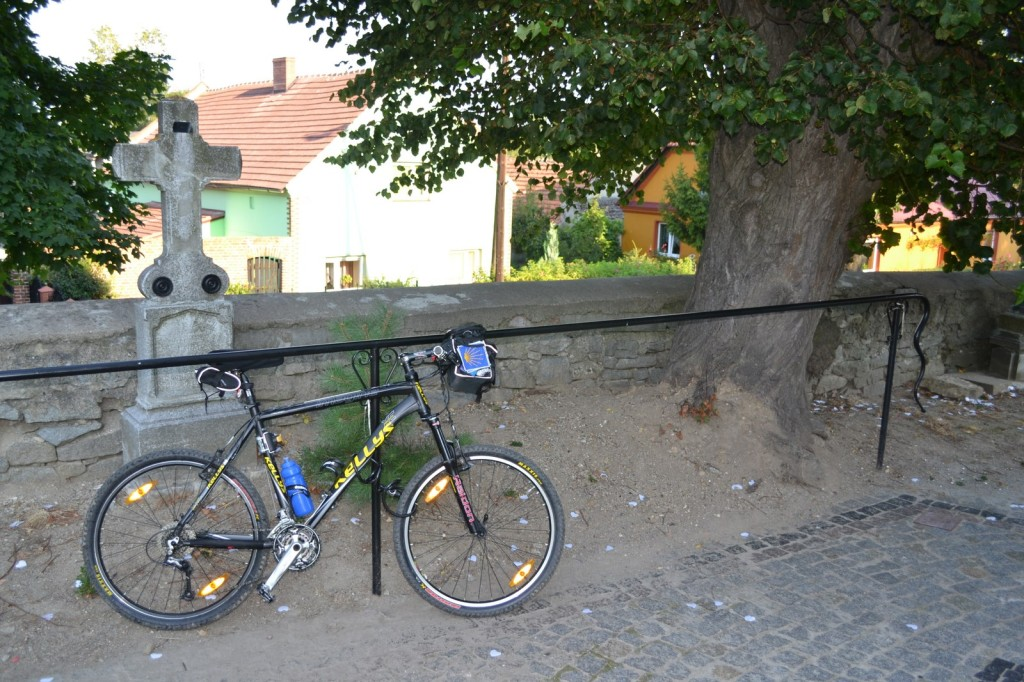 Rower Brożec