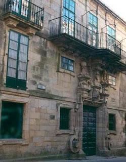 dom dziekana santiago- casa do dean