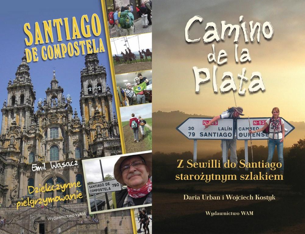 Do Santiago z Sewilli lub z byłym ministrem skarbu- nowe książki.