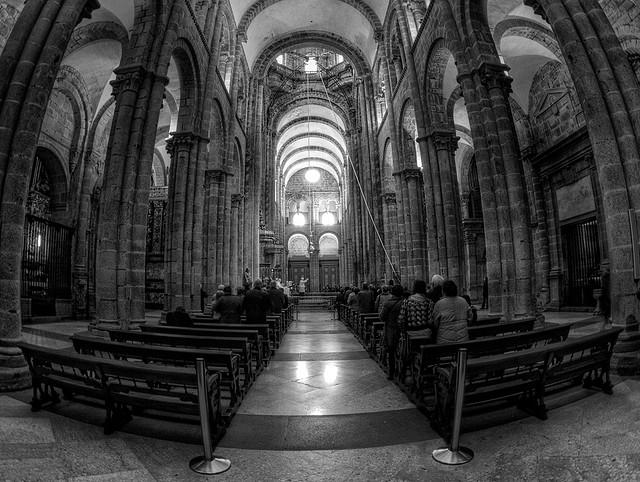 zwiedzanie katedry w santiago de compostela