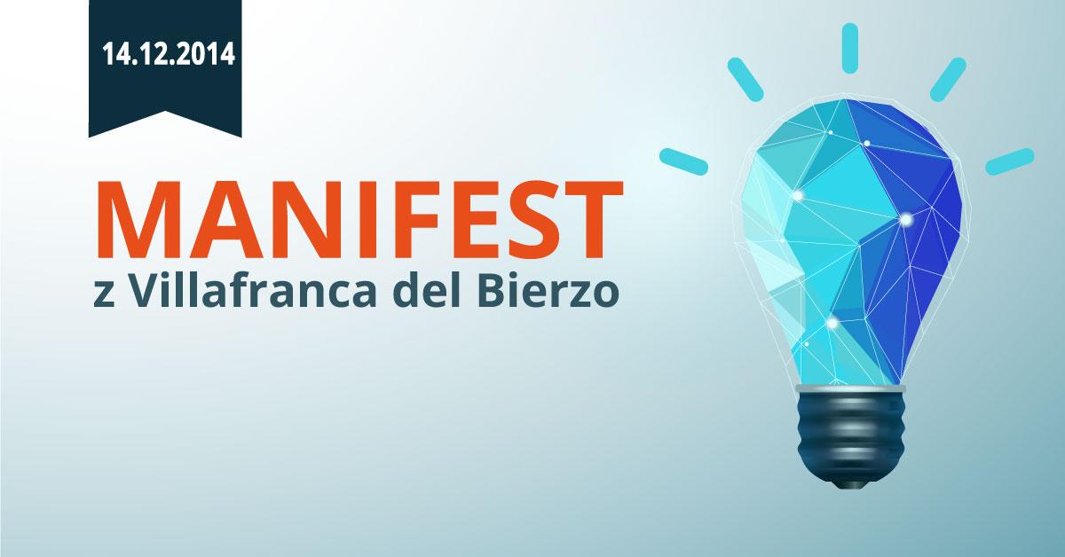 Manifest z Villafranca del Bierzo