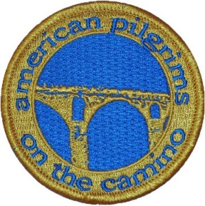 American Pilgrims badge