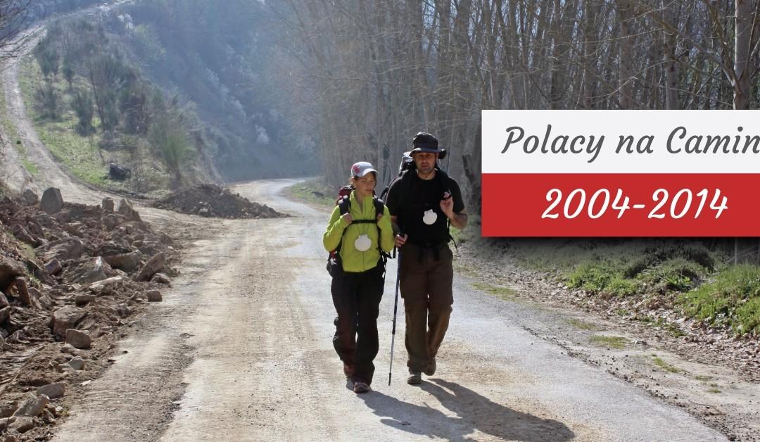 Polacy na Camino de Santiago w 2014 roku