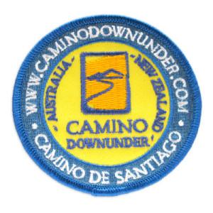 Naszywka Camino de Santiago Australia