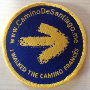 naszywka z forum Camino