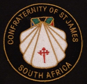 Naszywka Camino Republika Południowej Afryki