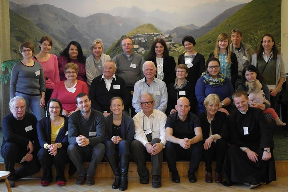 wolontariusze z Monte do Gozo- spotkanie w Krakowie 2014