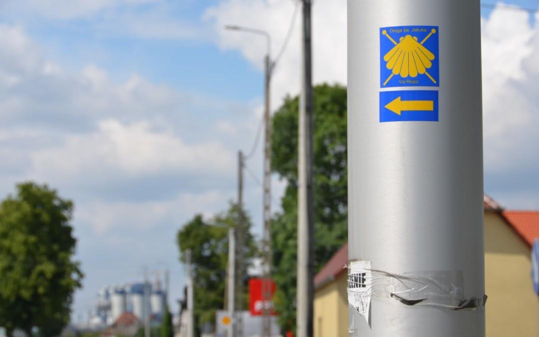 Camino z Opola do Skorogoszczy. Relacja z przejścia 20-21.06.2015.