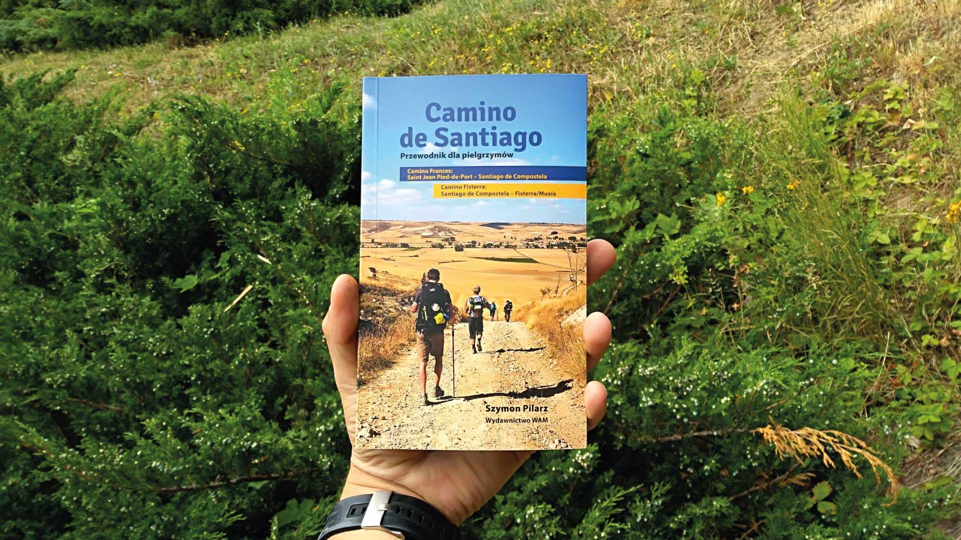 Camino de Santiago przewodnik Szymon Pilarz