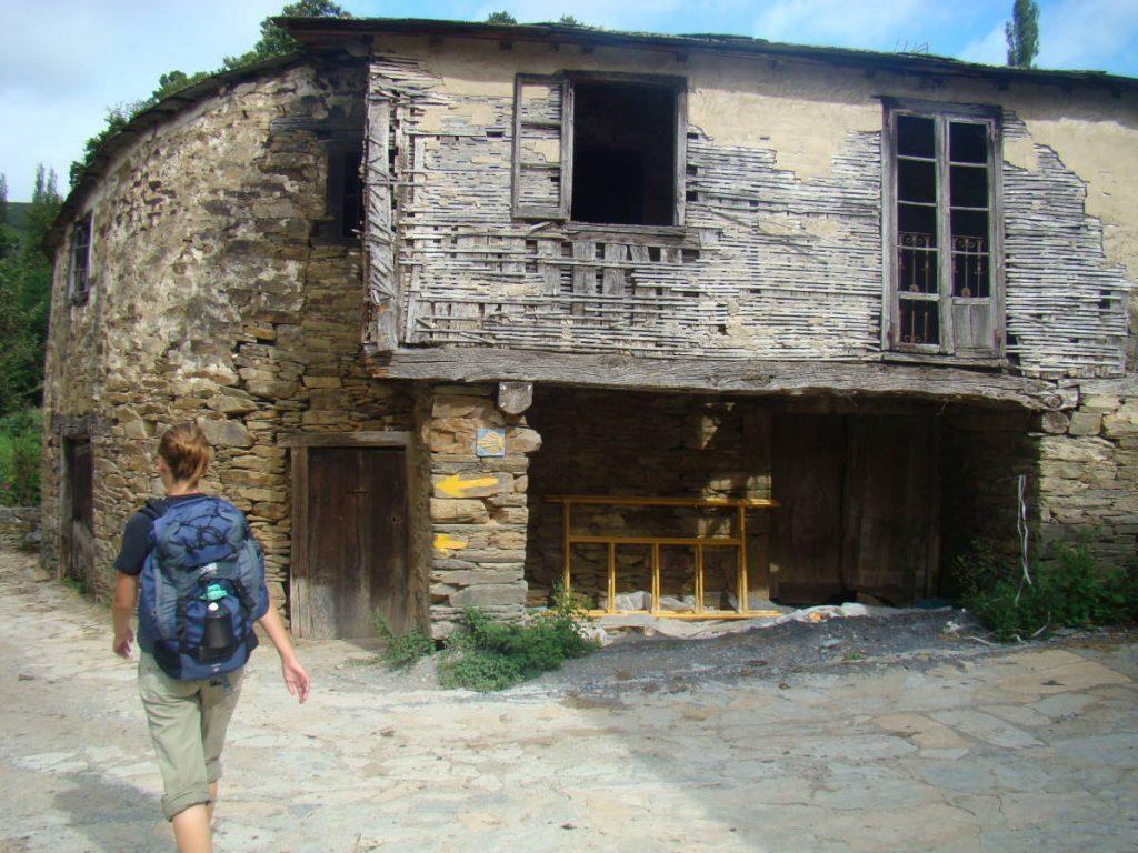 Galicja- domy