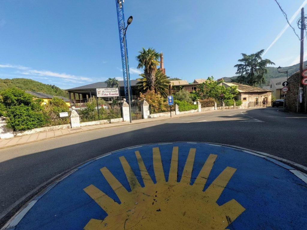 Villafranca del Bierzo Camino