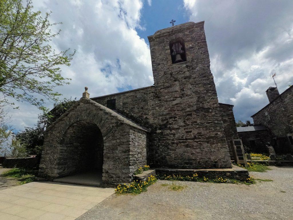 Kościół Cebreiro