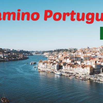 Camino portugalskie wrzesien