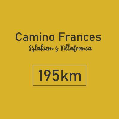 Camino Frances z Villafranca