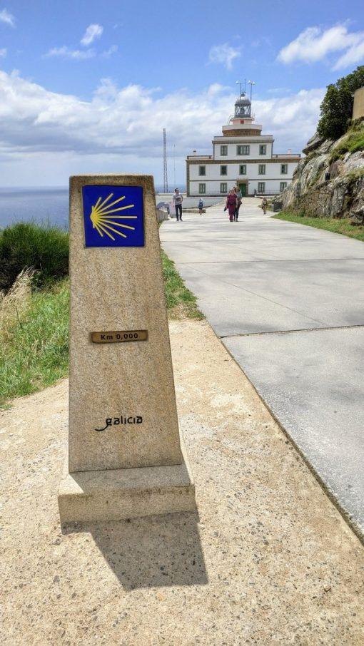 Camino de Santiago Finistrerra