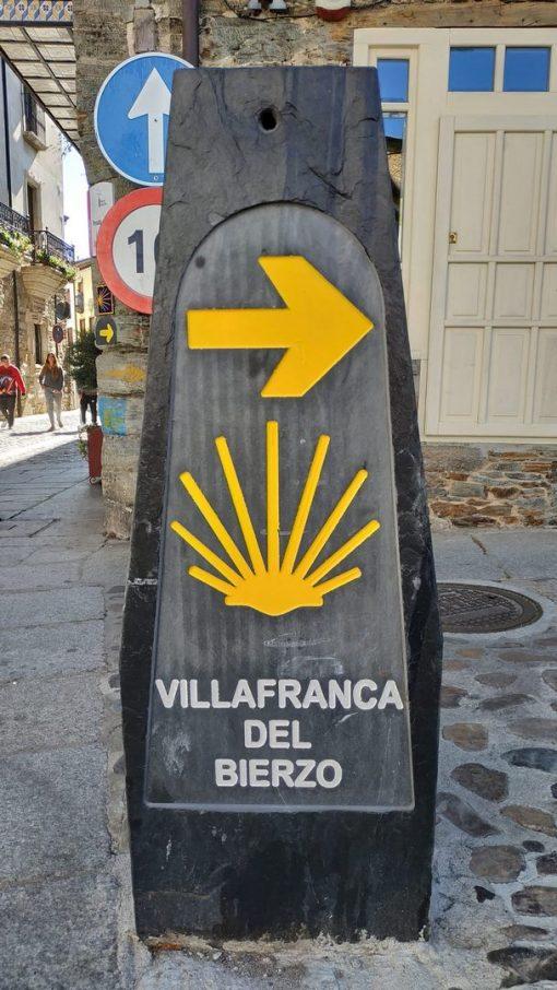 Camino de Santiago Villafranca