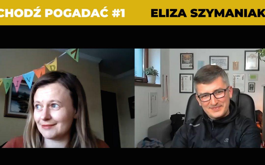 Eliza Szymaniak, polski pilot po Galicji, o sytuacji związanej z COVID-19 w Hiszpanii, Chodź Pogadać #1
