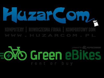Huzarcom i Green eBikes
