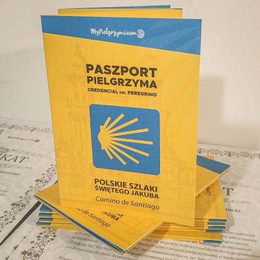 Paszport Pielgrzyma na Camino