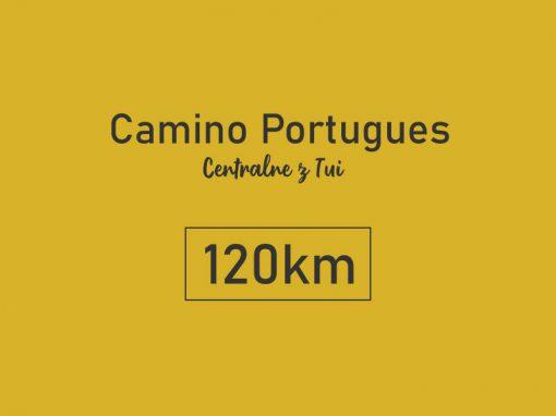 Camino Portugues Centralne