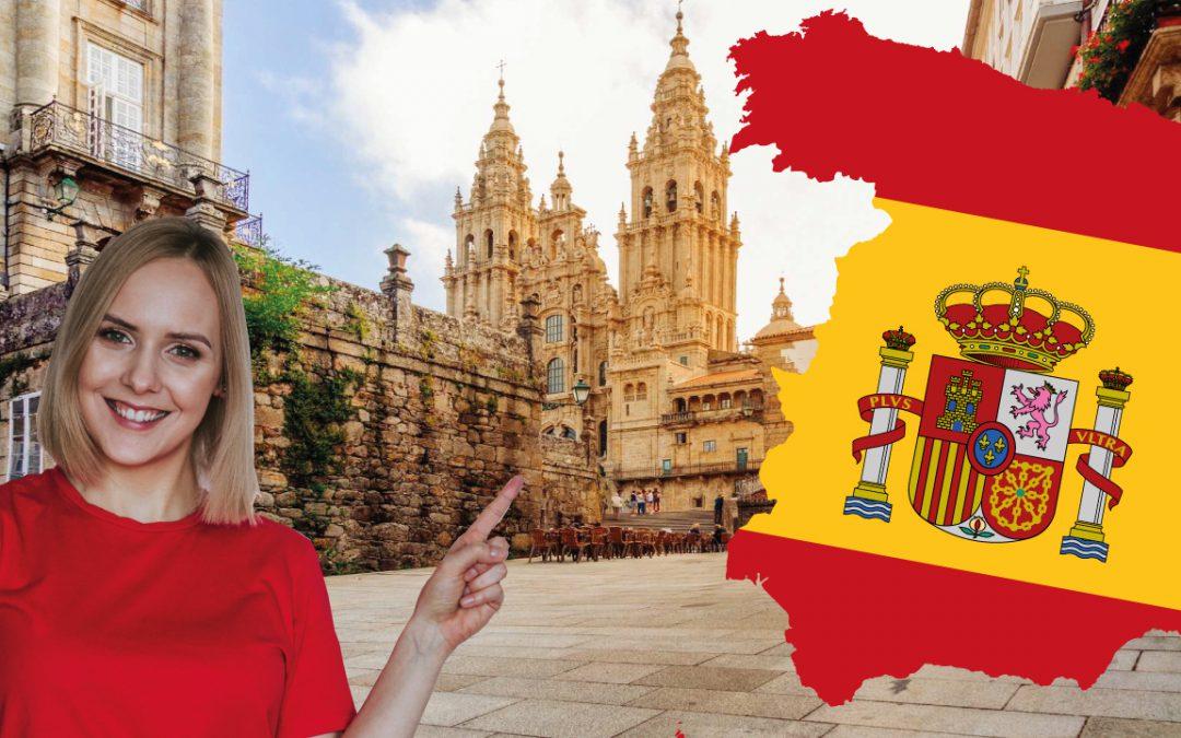 hiszpański na camino de santiago
